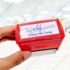 Nhận khắc dấu chữ ký theo yêu cầu giá rẻ, giao hàng tại tphcm - hà nội, với thiết kế tinh tế lun cho ra sản phẩm đẹp và chất lượng