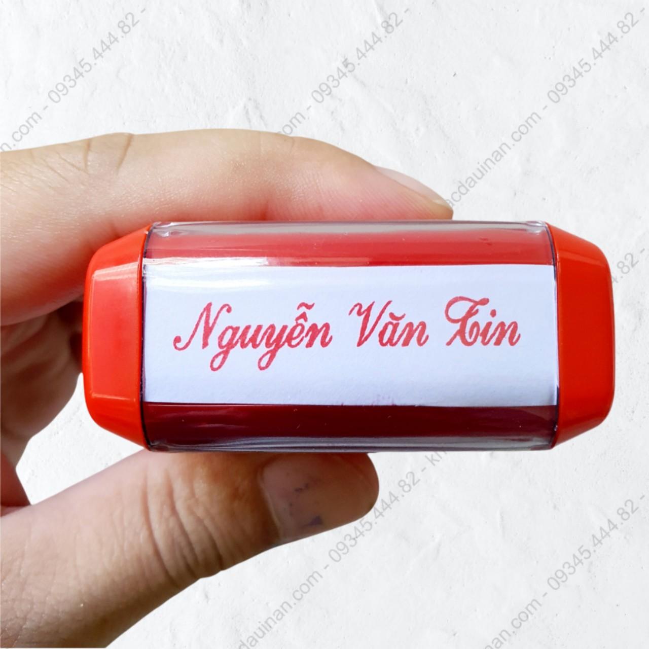 Nhận Làm con dấu tên với chất lượng tốt sản phẩm chính hàng. dịch vụ khắc dấu lấy nhanh trên địa bàn TPHCM - Hà Nội